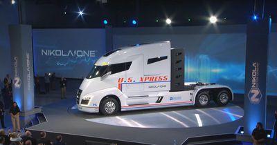 """""""Nikola One"""" - Tesla bringt 1000 PS E-Truck"""