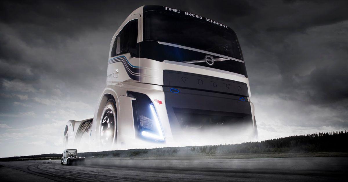 [Video] The Iron Knight: Der schnellste Truck der Welt!