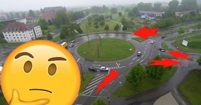 Die Schlimmste Kreuzung Deutschlands - Oder ist es ein Kreisverkehr?