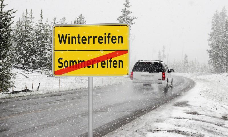 Winterreifen: Das wird ab 2018 Pflicht