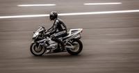 Weltrekord: Dieser Mann fährt 400 km/h mit diesem Motorrad