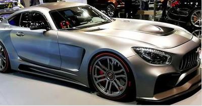 Sie haben alles aus diesem Mercedes-AMG herausgeholt