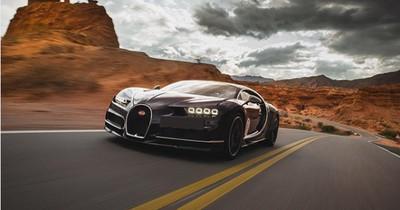 Neuer Beschleunigungs-Rekord: Bugatti wird geschlagen