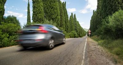 Regelverstoß im Verkehr